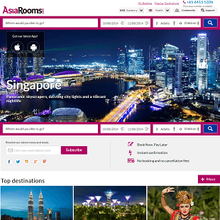 Review Of AsiaRooms.com