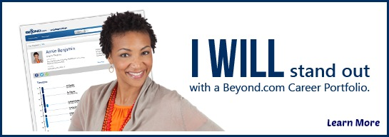 Beyond.com - online career network and job search platform