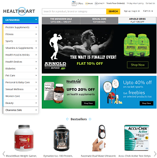 HealthKart Review