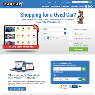 CarFax.com Review