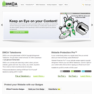 DMCA.com Review