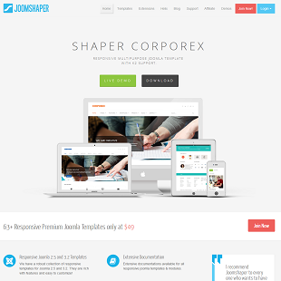 Review Of JoomShaper.com