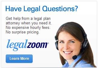 Legalzoom.com - legal service providers for business, families and personal matters