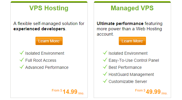 A2 hosting - 300% fast WordPress and VPS hosting