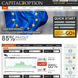 Review of CapitalOption.com