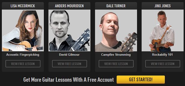 GuitarTricks.com - Free online guitar lessons and easy step-by-step video lessons