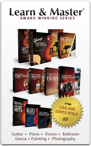 Learn & Master - Learn Guitar, Piano, Drums, Photography, painting and Ballroom dance