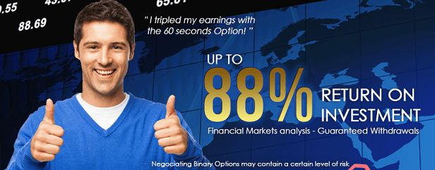 OptionWeb - Online binary option trading platform