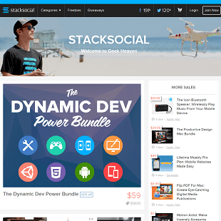 StackSocial.com Review