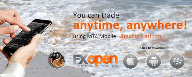 FXOpen.com - Online Forex and currency trading platform