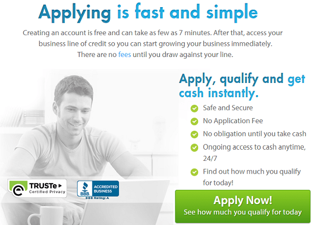 Kabbage.com - Get fast and easy small business loans