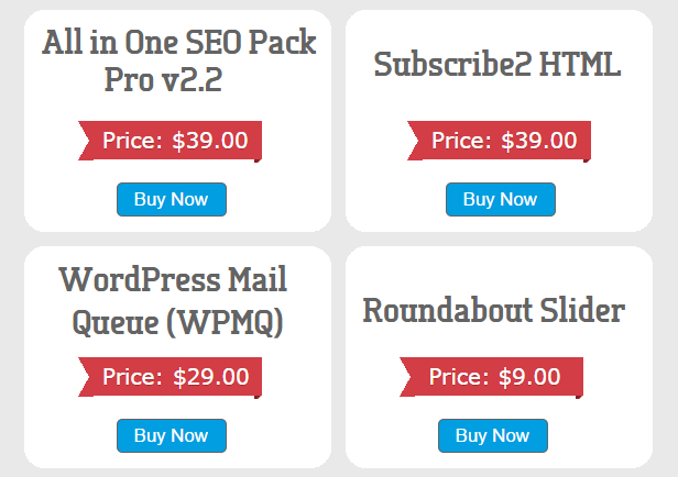 SemperPlugins products pricing banner