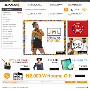 Jumia Review