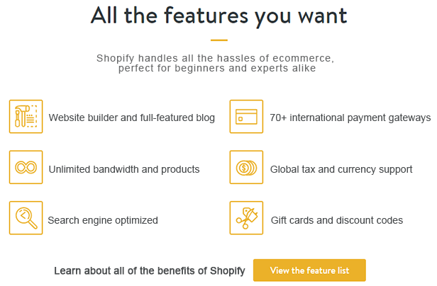 Shopify.com - eCommerce software, online store builder and POS