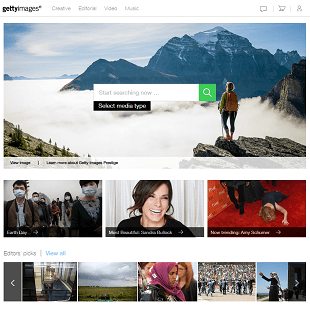 GettyImages.com Review