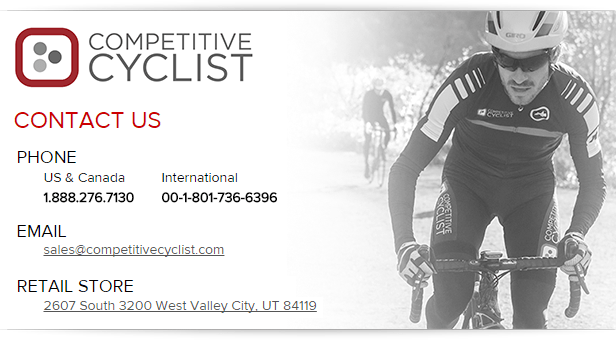 Buy CompetetiveCyclist.com - Road and Mountain Bikes, Accessories and Parts online