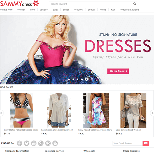 SammyDress.com Review