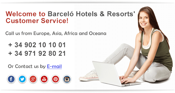 Barcelo.com - Book hotels and resorts online