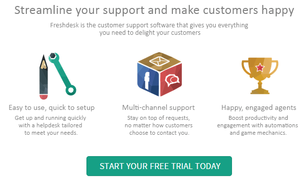 Freshdesk.com - Online customer support software and helpdesk solution