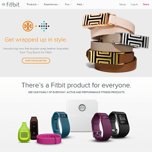 fitbit activity trackers and more