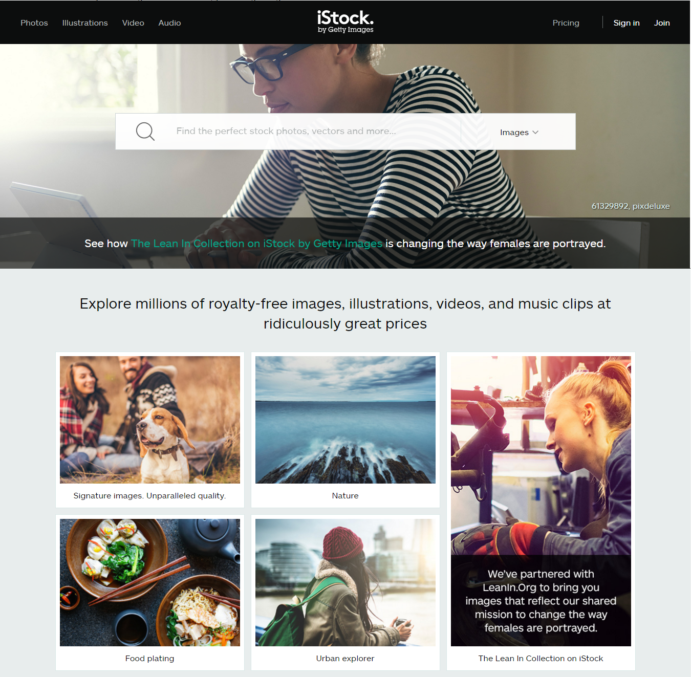 iStock Review