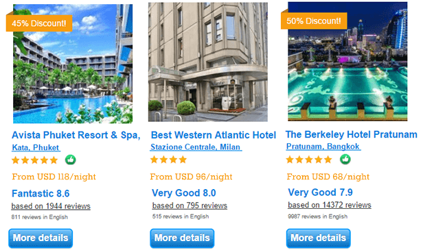 Agoda.com - Online hotel booking at best price