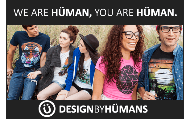 DesignByHumans - Graphic tees and cool t-shirt designs