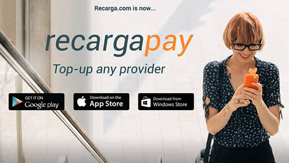 Recarga.com - Online Mobile Top up anytime, anywhere