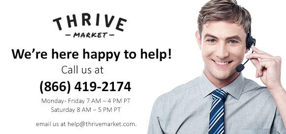 ThriveMarket.com - buy organic healthy food and grocery online