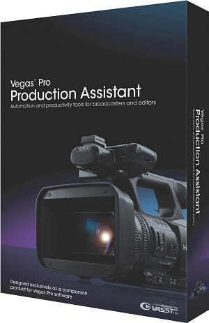 Vegas Pro Production Assistant