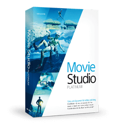 Movie Studio Platinum