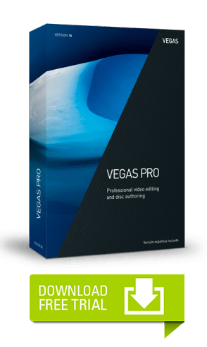 Vegas Creative Software - Video editing products and software