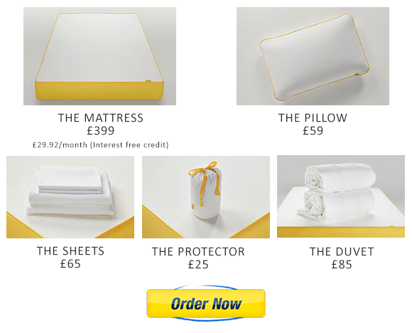 EveMattress.co.uk - A Revolutionary Mattress