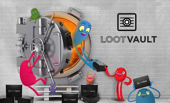 Loot Crate - Geek subscription box for gamers and nerds