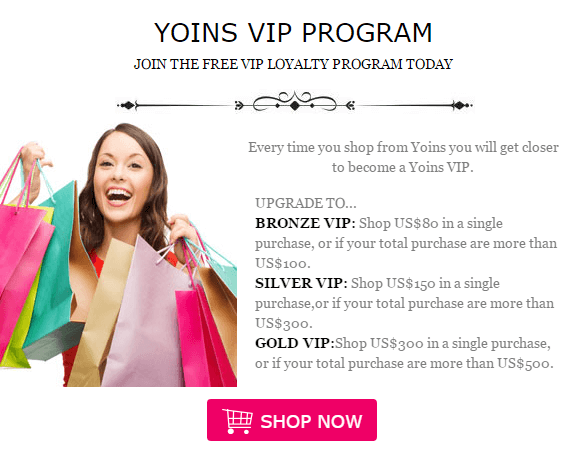 Yoins.com - Women's onling fashion clothing store