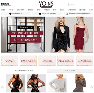 Yoins.com Review