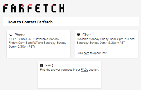 Farfetch - Online shop for designer luxury fashion for men and women