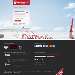 Review Of AirBerlin.com