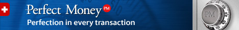Pefect Money - internet payment system and payment processor