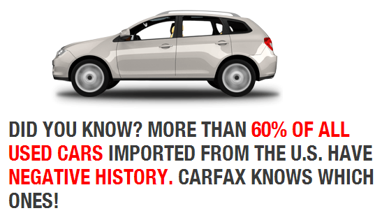 CARFAX - Vehicle History Reports and VIN number check
