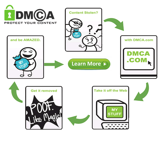 DMCA.com - Web content protection and takedown services