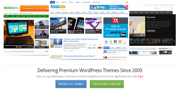 ThemeJunkie - Premium WordPress Themes