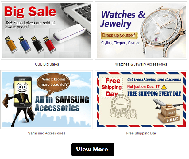 Tmart - Thousand of products, manufacturer price with free shipping worldwide