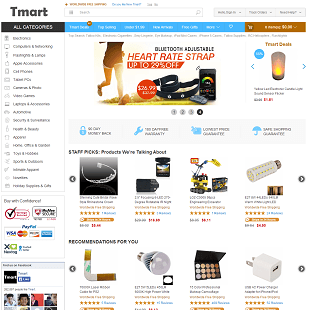 T-Mart Review