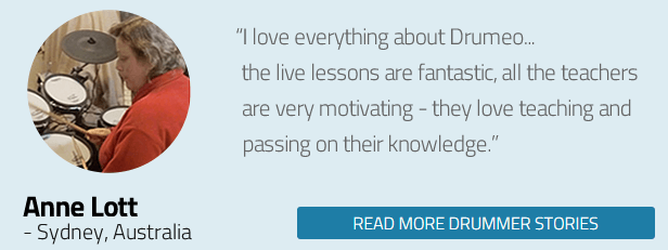 Durmeo.com - The ultimate online drum lesson experience