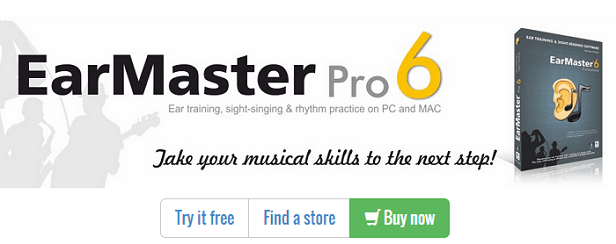 Earmaster.com - Ear training and sight-singing software