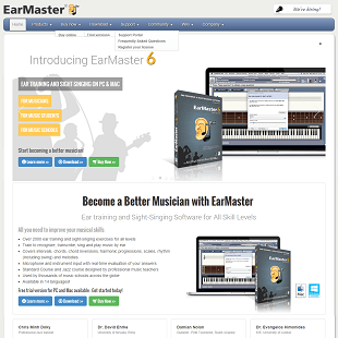 Review Of EarMaster.com