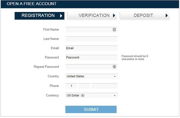 FMTrader.com - Online Financial Markets Trading platform