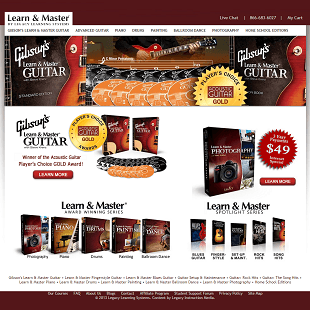 Review Of LearnAndMaster.com