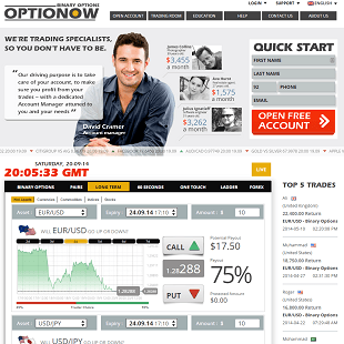Review Of OptioNow.com